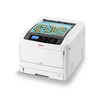 OKI C834dnw A3 Color LED-Drucker