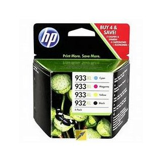 HP C2P42AE 932XL/933XL<br />  Multipack sw + color