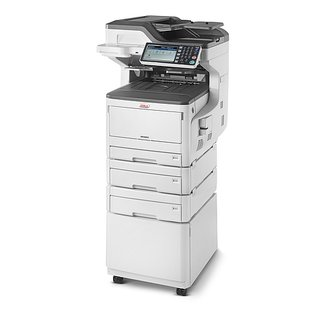 OKI MC883dnct A3 LED color MFP