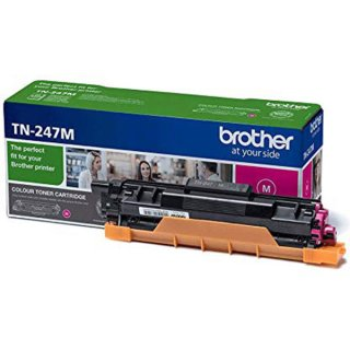 BROTHER Toner TN247M, ca. 2.300 S., magenta